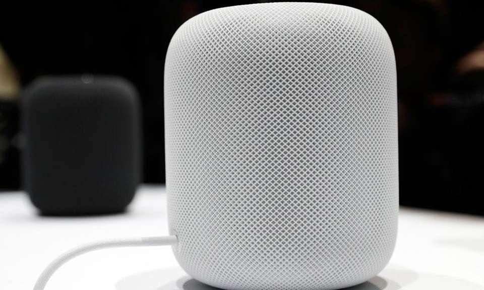 In June 2017, Apple unveiled the smart speaker