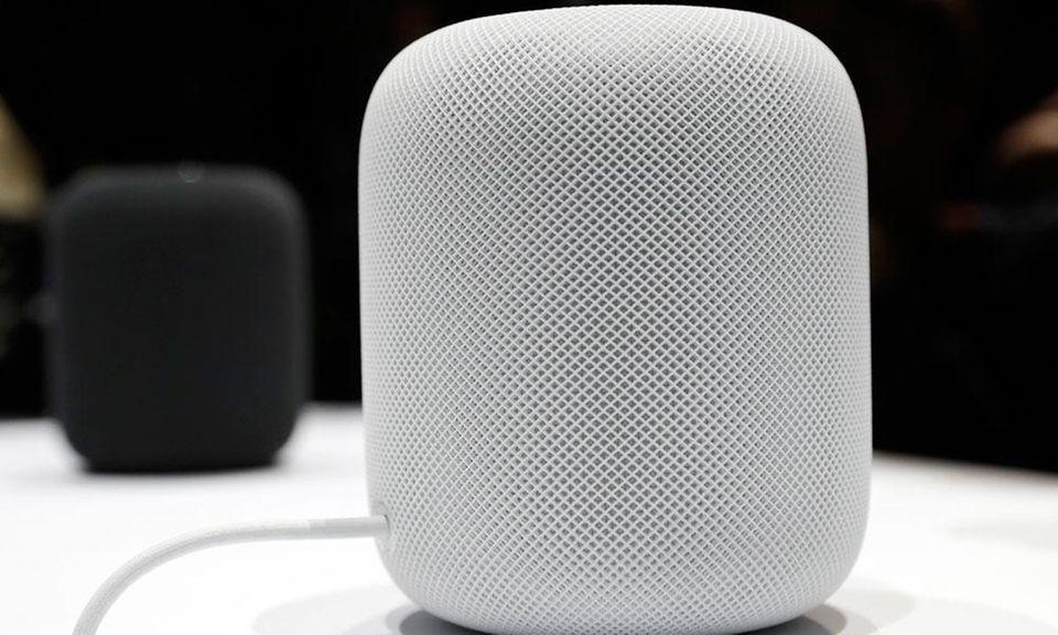 In June 2017, Apple unveiled the smart speaker