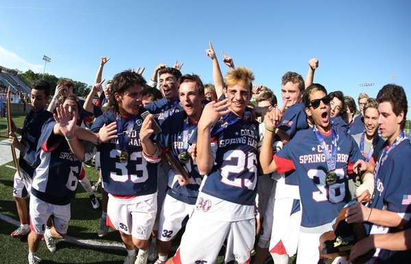 Cold Spring Harbor celebrates its state Class C