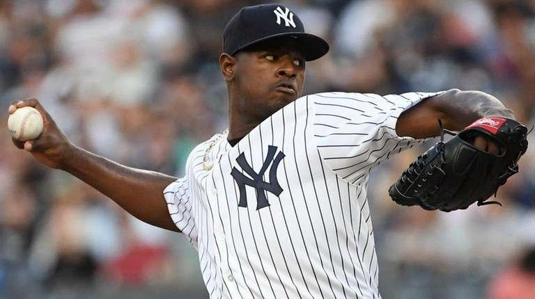 a60ad5720485 Luis Severino deserves to play in the MLB All-Star Game