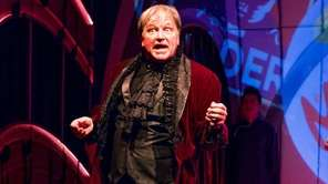 North Babylon native Jim Borstelmann plays the Anti-Christ