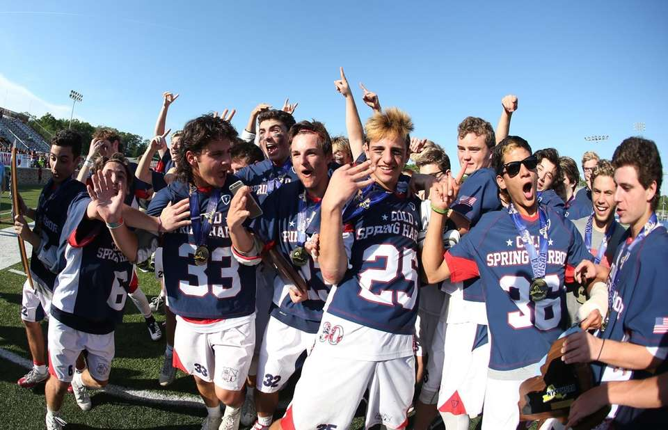 Cold Spring Harbor celebrates its Class C state