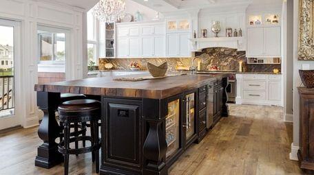Kitchen designer Michael Rosenberg, a partner in the