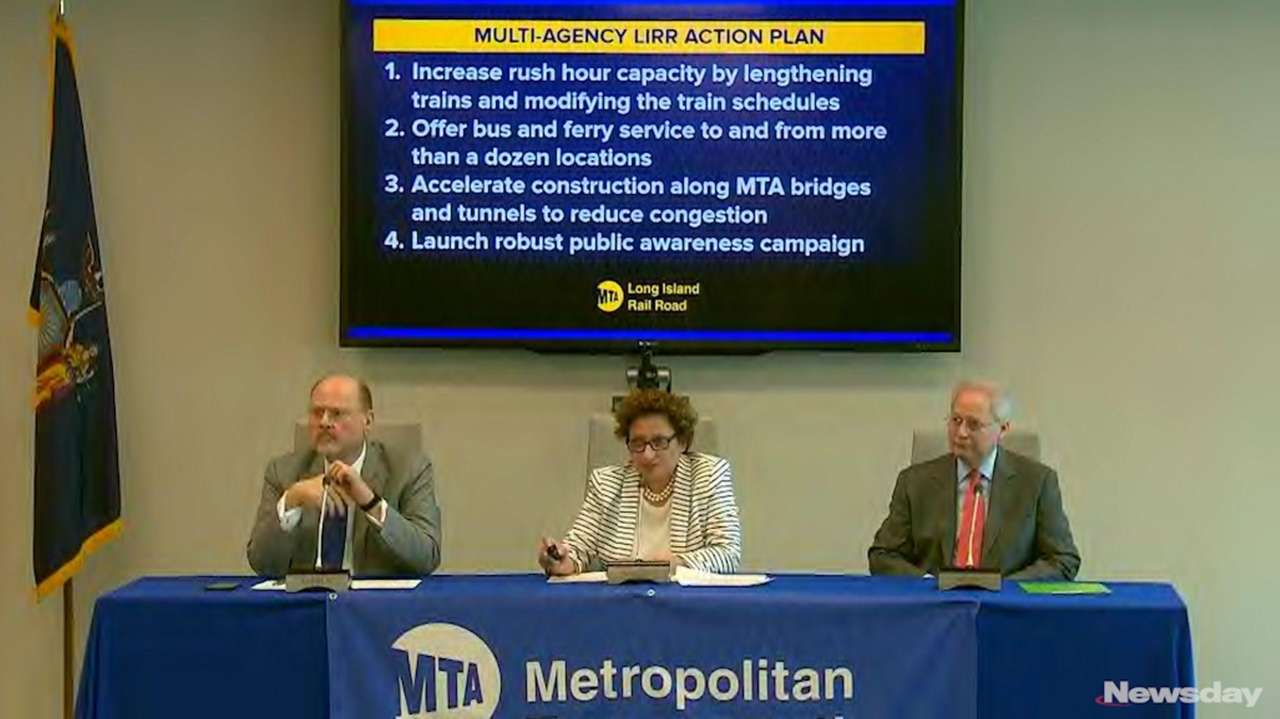 The LIRR will lengthen some trains, modify schedules,