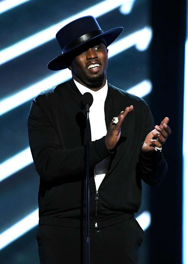 Forbes magazine says Sean 'Diddy' Combs brought in