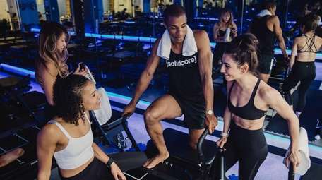 Gym chain Solidcore opens its first Long Island