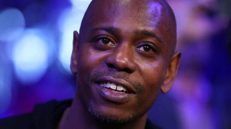 Dave Chappelle Sets Radio City Music Hall Residency With