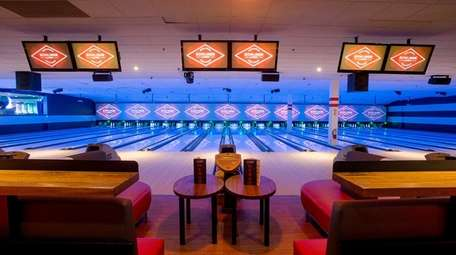 Bowlmor AMF facilities on Long Island are offering