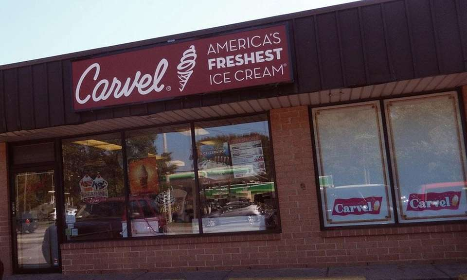 There are over 400 Carvel franchises and food