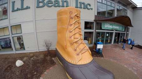 A look at the Freeport, Maine, L.L. Bean