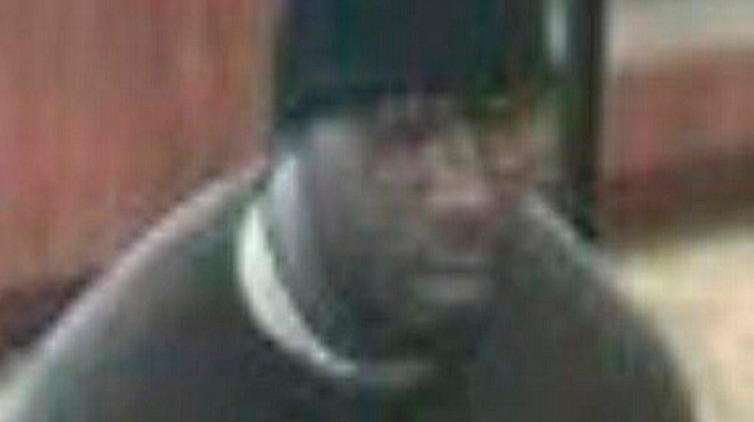 Nassau County police say this man, seen in