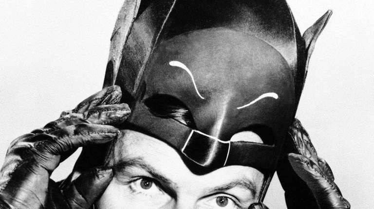 Watch the late Adam West in
