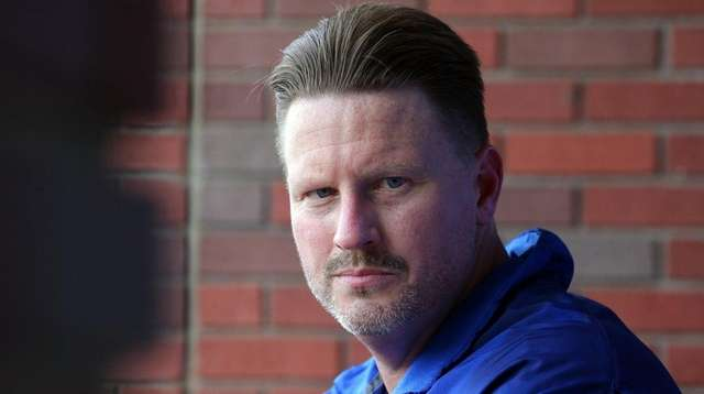 GiantsBen McAdoo has a new u0027do at Giants minic&. u201c  sc 1 st  Newsday & Odell Beckham Jr. returns wants to be a Giant for life | Newsday 25forcollege.com