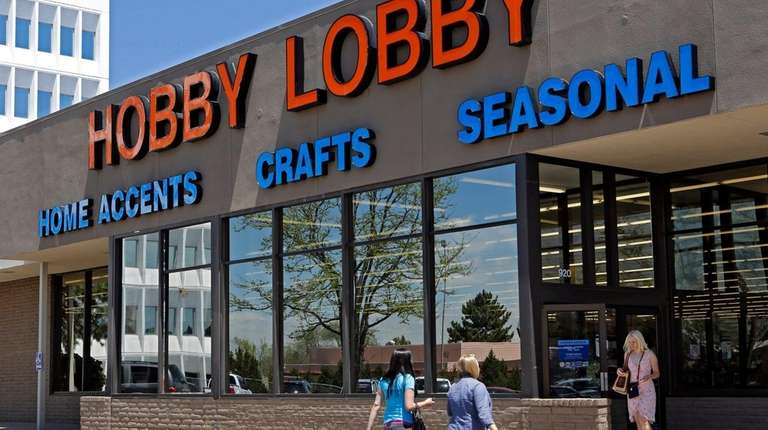 Arts and crafts retailer Hobby Lobby will open