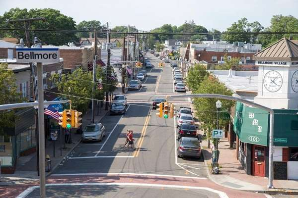 In the last five years, Bellmore has seen