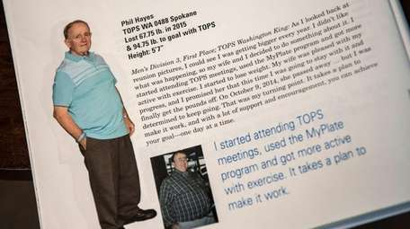 Washington Weight Loss Winner Takes A Load Off Keeps His Vow Newsday