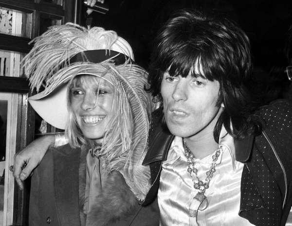 Anita Pallenberg Dead: Rolling Stones Muse And Actress Dies, Aged 73