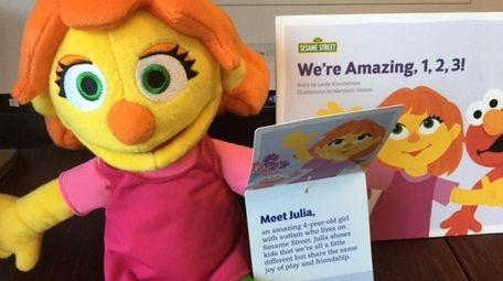 Julia will appear in Plainview June 15.
