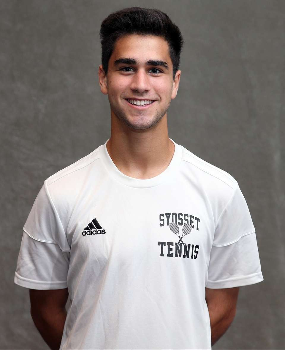 Grossman and Preet Rajpal played doubles for the