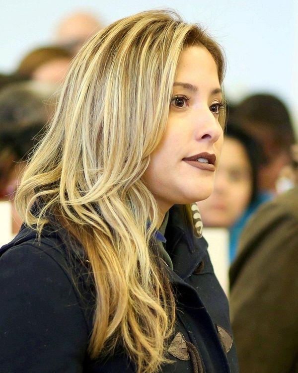 Hempstead school board member Melissa Figueroa.