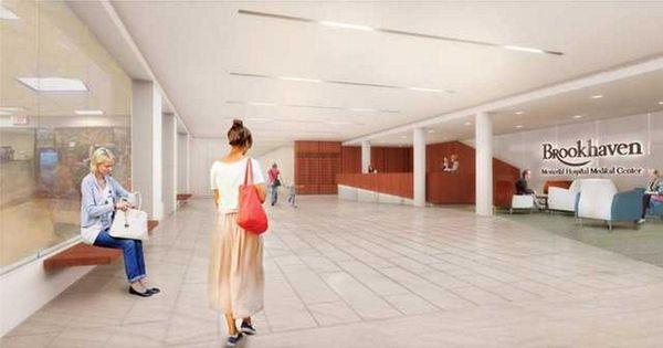 Brookhaven Memorial Hospital Medical Center plans to spend