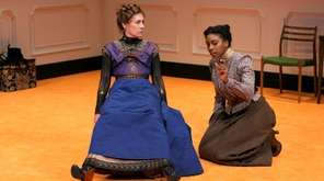 Laurie Metcalf and Condola Rashad star in