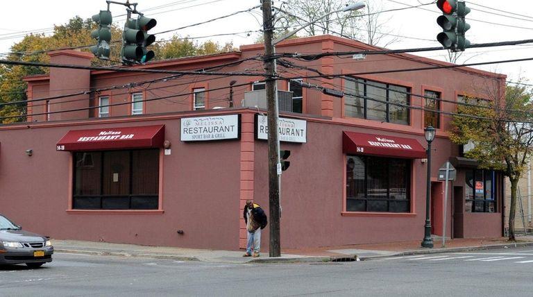 Melissa Restaurant is shown at 1419 New York