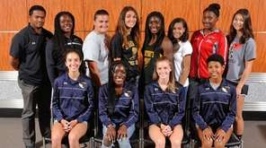The Newsday All-Long Island girls track and field