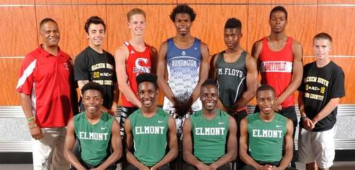 The Newsday All-Long Island boys track and field