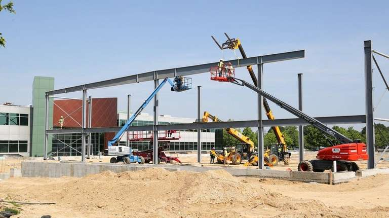 Record Demand For Industrial Real Estate On Long Island Newsday