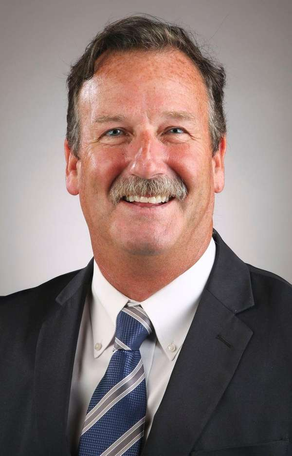 Richard Loeschner was appointed superintendent of the Brentwood