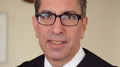 Paul Feinman, a Long Island-raised judge in the