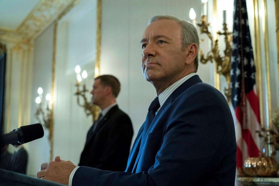 Kevin Spacey slides down the depravity scale each