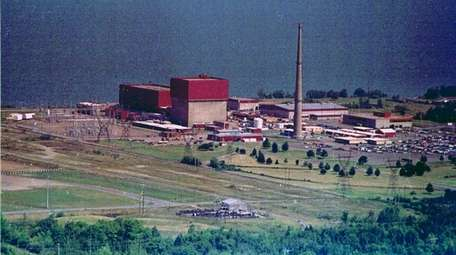 New York State's James A. Fitzpatrick nuclear power