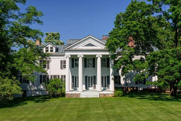 The asking price on Christie Brinkley's 1843 home