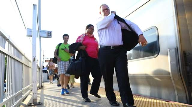 Penn Station's 'summer of hell' shouldn't affect Boston passengers much, Amtrak says