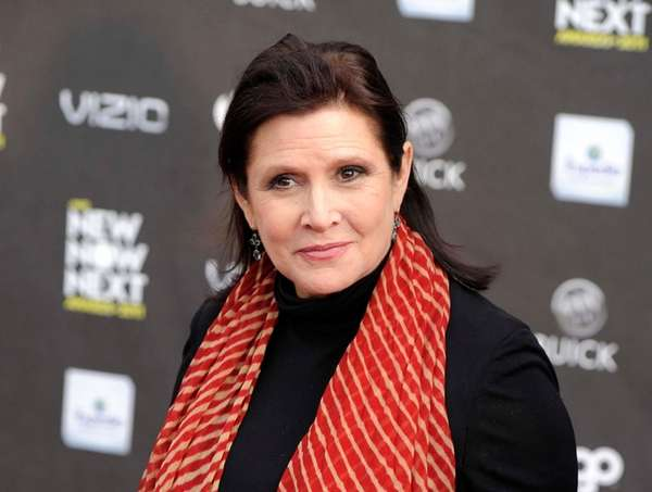 Carrie Fisher's daughter responds to new coroner's report