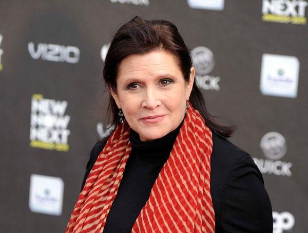 Carrie Fisher: Coroner determines actress died from sleep apnea, 'other factors'