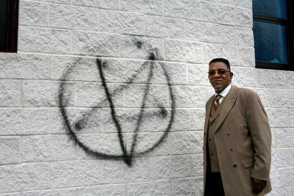 3 churches on Long Island hit with Satanic graffiti