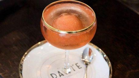 Dante, a bar in Greenwich Village, is sending