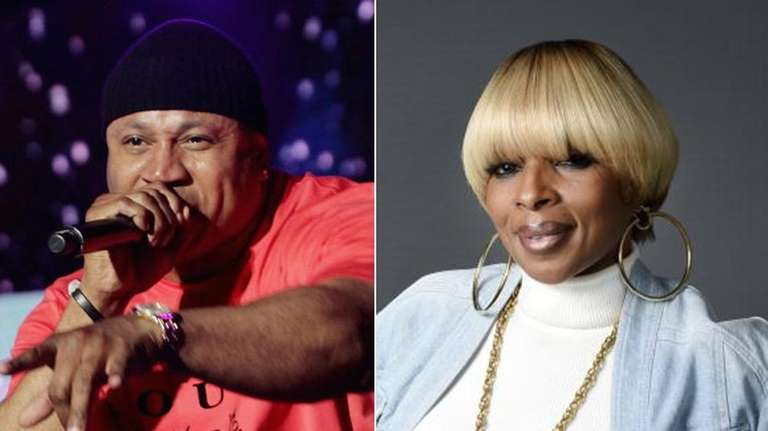 LL Cool J and Mary J. Blige were
