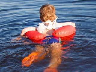 Dry drowning makes up only 1 percent to