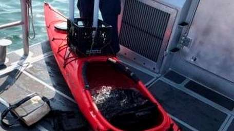 The U.S. Coast Guard had been searching the