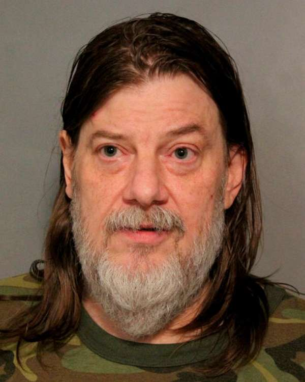Gregory Zakaluk, 55, of Seaford, was arrested June
