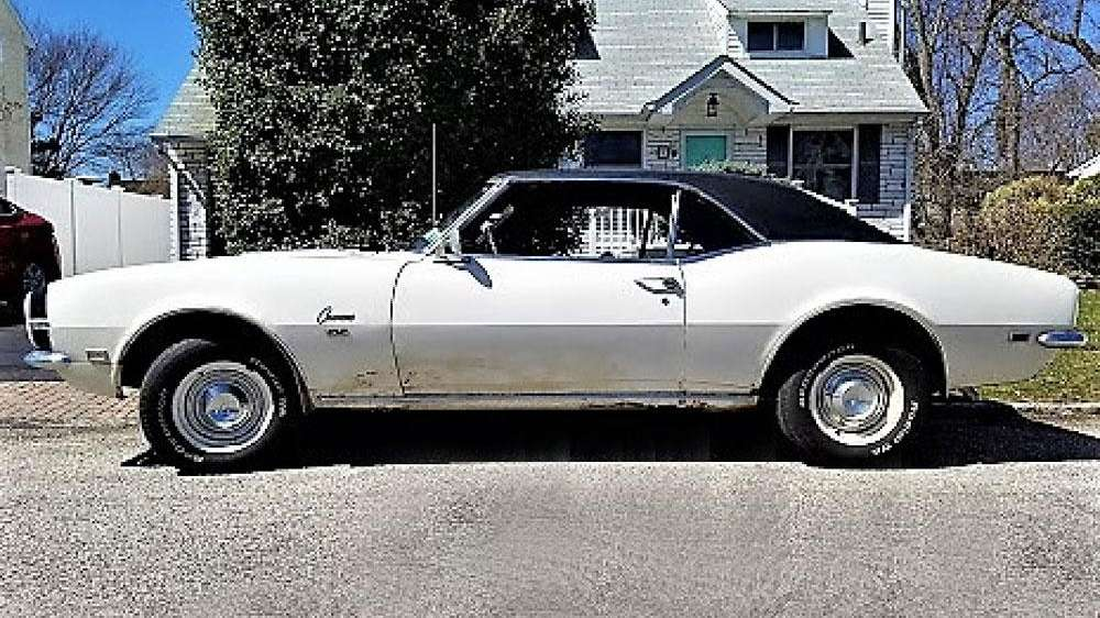 In the Garage: 1968 Chevrolet Camaro SS coupe