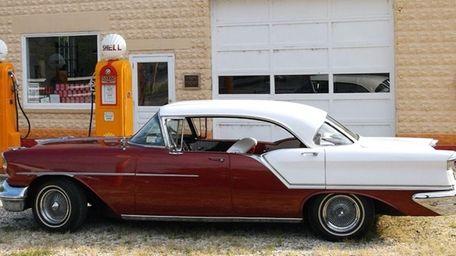 1957 Oldsmobile Golden Rocket 88 owned by Bill