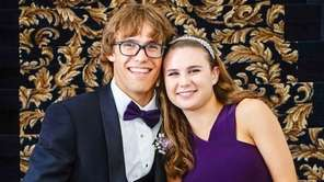 Students enjoy the Patchogue-Medford High School prom at