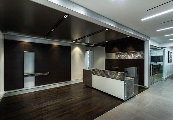 Esquire Bank's headquarters at 100 Jericho Quadrangle in
