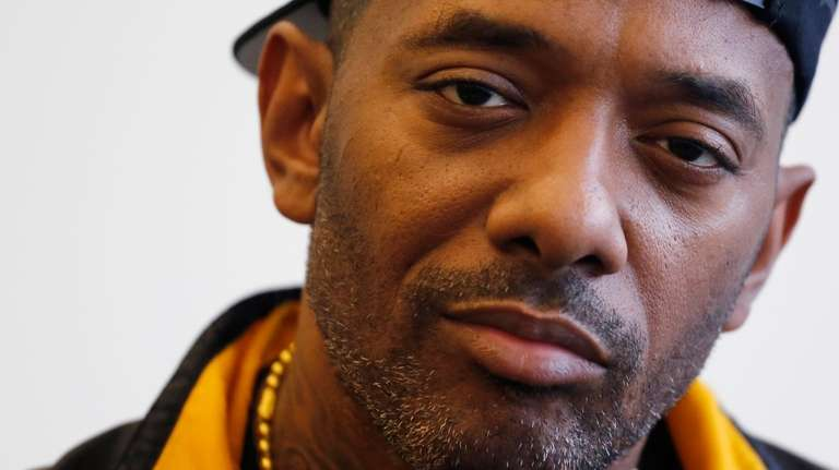 Rapper Prodigy of Mob Deep in New York
