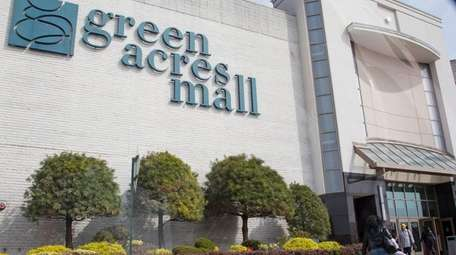 The Green Acres Mall in Valley Stream. The